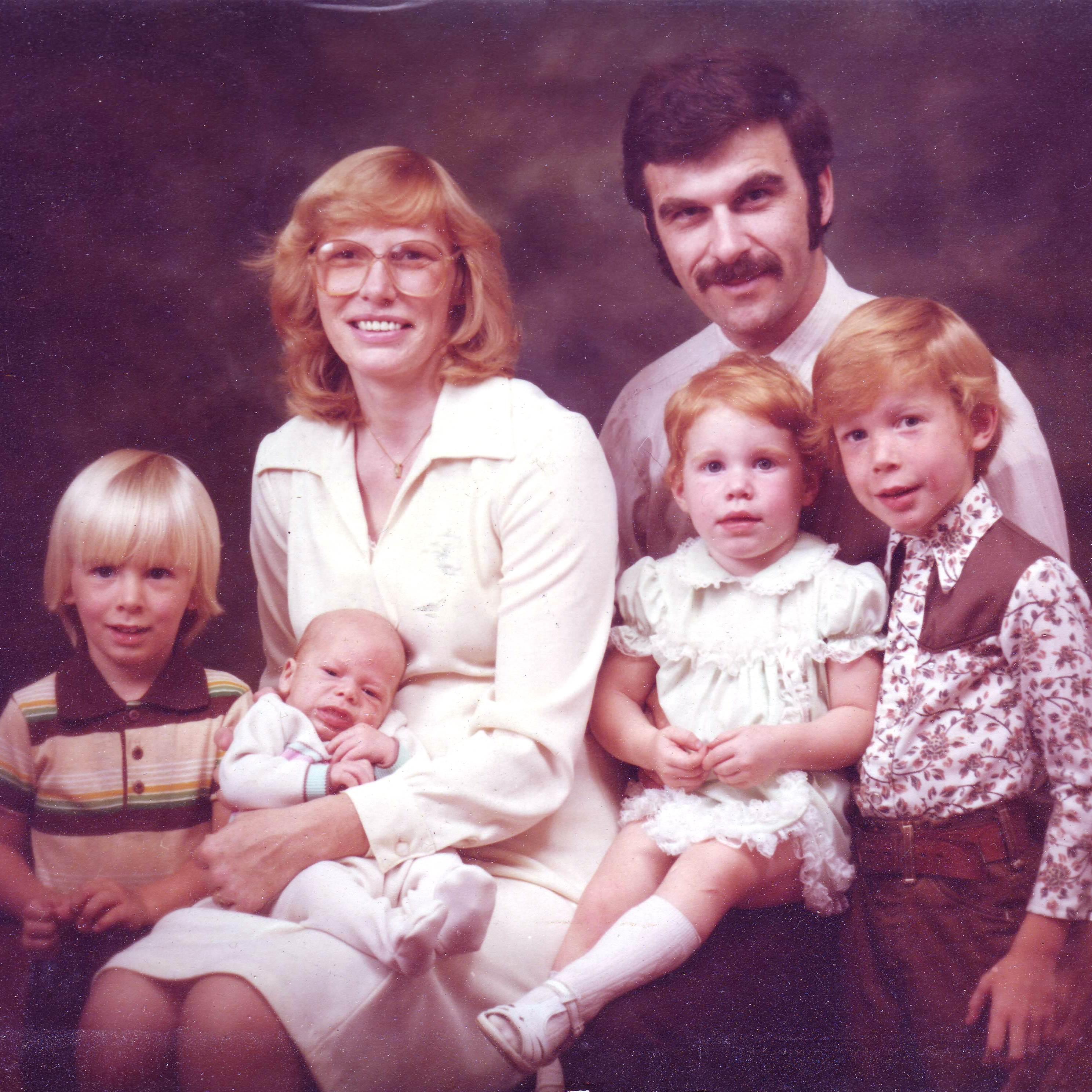 Gray Family 1980