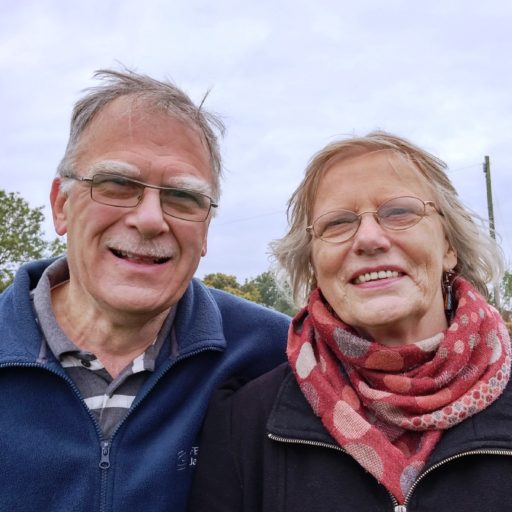 Frank and Hennie 2015